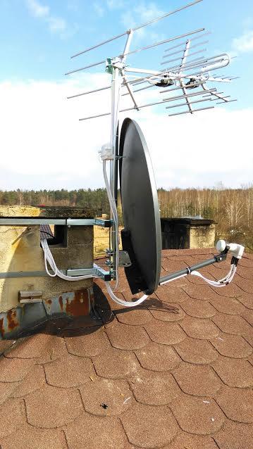montaż anten Tarnowskie Góry, ustawienie anteny Tarnowskie Góry, montaż anteny Tarnowskie Góry