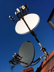 Montaż anten Gliwice, ustawienie anten Gliwice, montaż anteny Gliwice